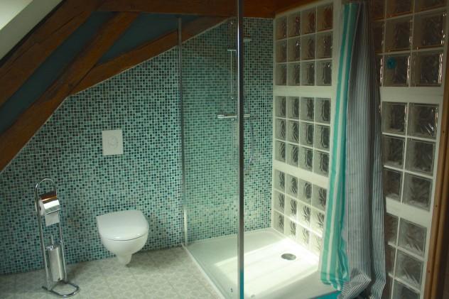 salle d'eau Pistache